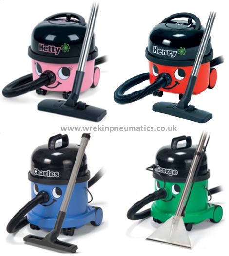 Henry Hoover Tools Hetty Vacuum Cleaner Floor Tool Head
